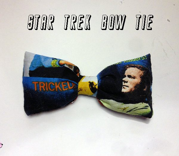 Captain Kirk Bow Tie