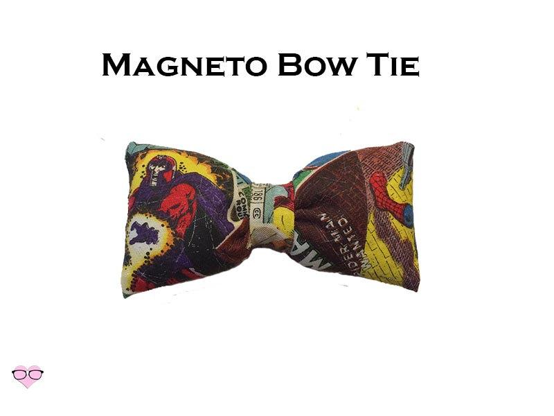 Magneto Bow Tie
