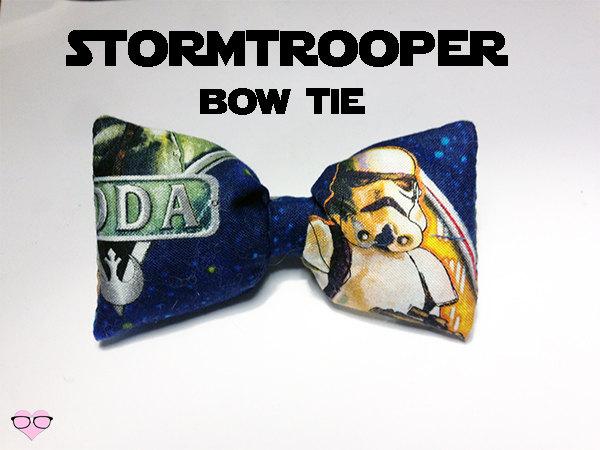 Stormtrooper Bow Tie