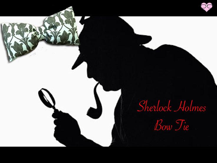 Sherlock Holmes Bow Tie