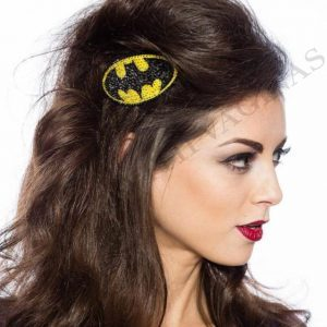 Batman Barrette